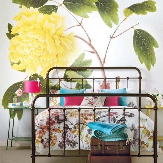 stijlvolle botanische print